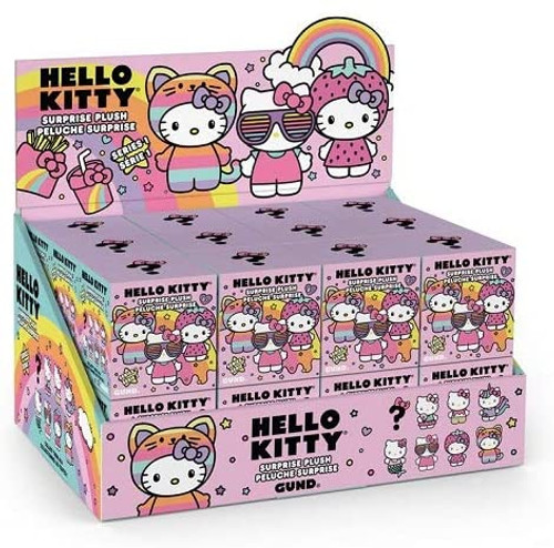 Hello Kitty Surprise Plush Blind Box Series 1