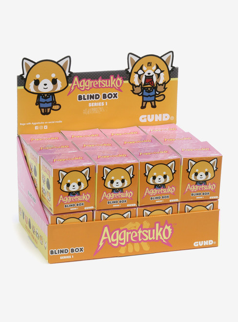 Aggretsuko Blind Box Series 1