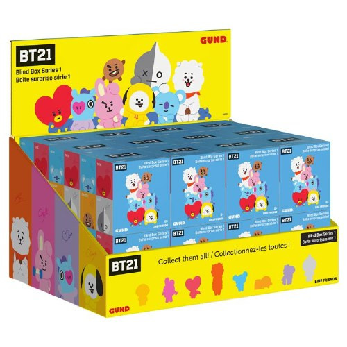 BT21 Blind Box Series 1