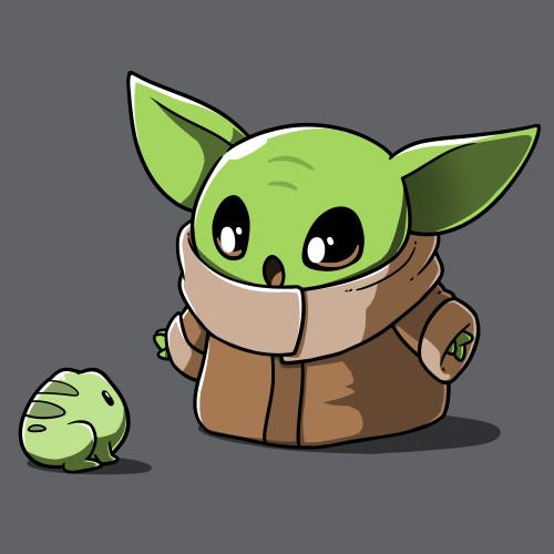 Tee Turtle Star Wars: Snack Time Shirt