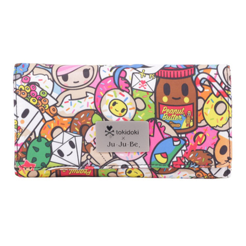 Ju-Ju-Be Be Rich Tokipops Long Wallet