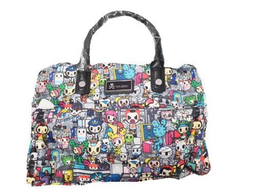Tokidoki Airport Jetsetter Bowler Handbag