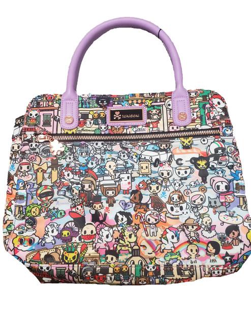 Tokidoki Roma Structured Bag