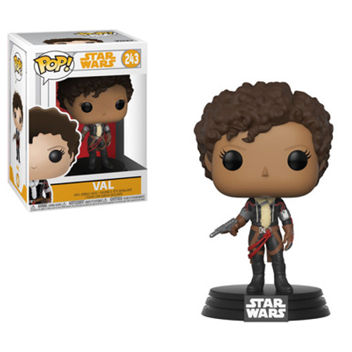 Pop! Pop Vinyl  Pop Star Wars Val #243