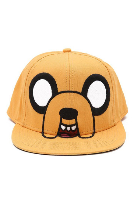 BIOWORLD: Adventure Time Jack Face Snapback