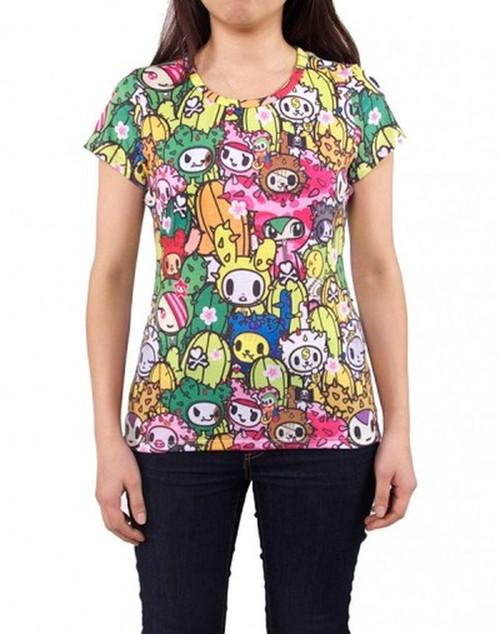 Tokidoki Saguaro Shirt (Size M)
