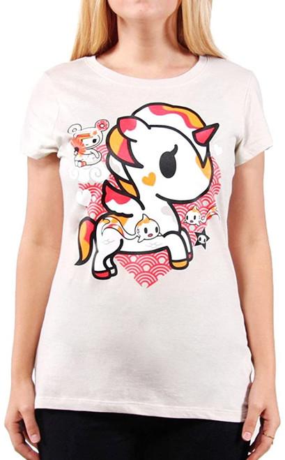 Tokidoki Hikari Women Shirt (Size M)
