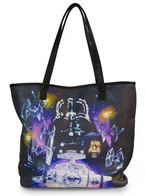 Loungefly x Star Wars: Space Scene Tote Bag
