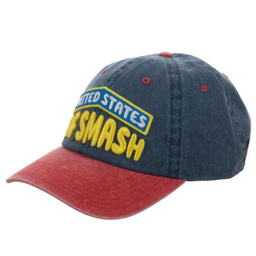 My Hero Academia : United States of SMASH! Colorblock Pigment Dye Hat