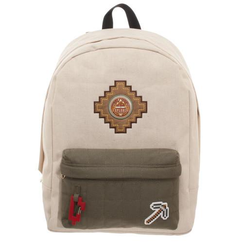 Minecraft: Beige Backpack