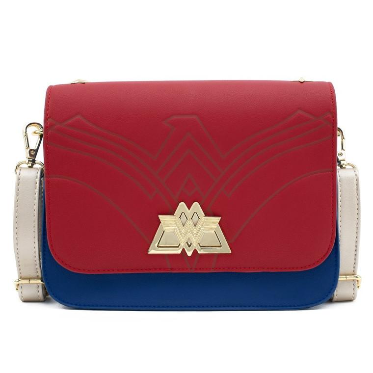 Loungefly x Wonder Woman Eagle Crossbody Purse BAG