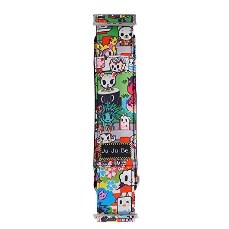 Ju-Ju-Be x Tokidoki Hello Kitty Messenger Strap  Prints available (each sold separately)