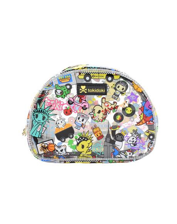 Tokidoki NYC Collection Clear Cosmetic Makeup Bag Pouch