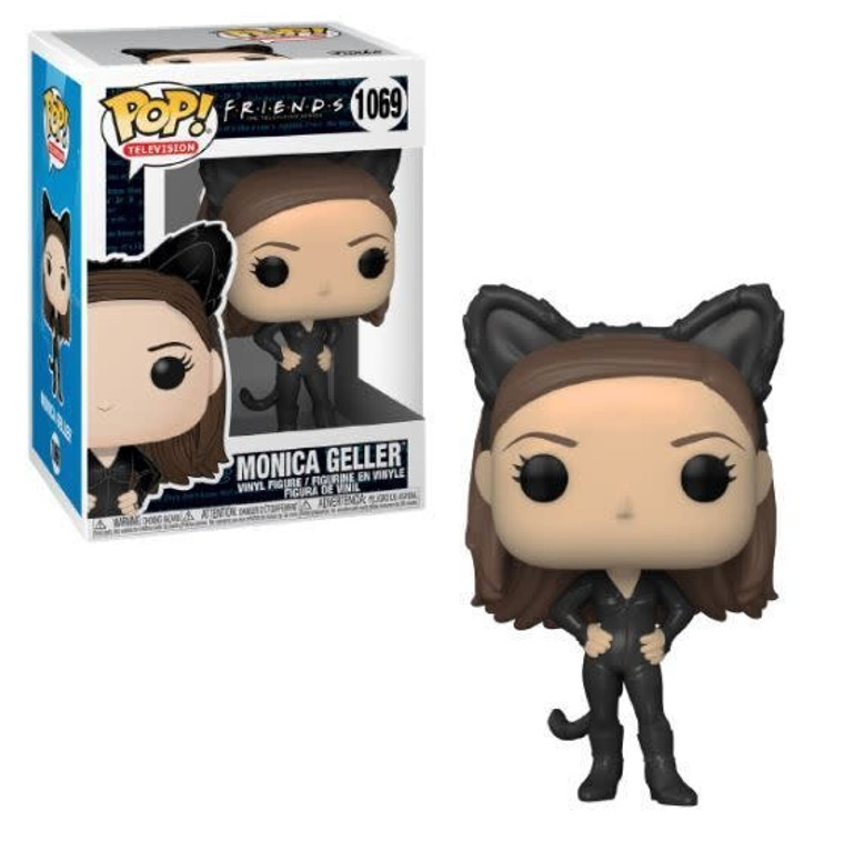 Funko Pop! Television, #1069: Friends Monica Geller as Catwoman