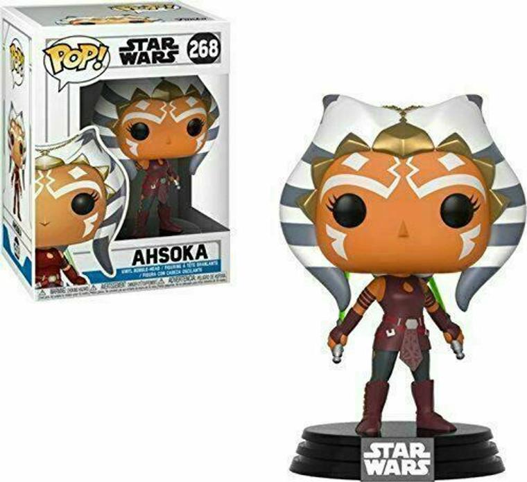 Funko Pop! Star Wars #268: Ahsoka