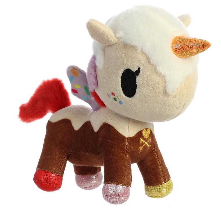 """Tkdk Sundae Unicorno 7.5"""" Plush"""