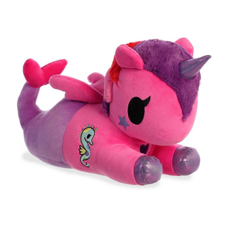 "Tkdk Squishy Oceania Unicorno 13"" Plush"