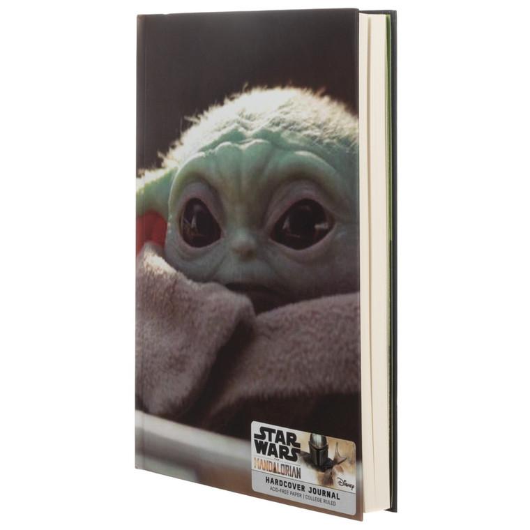 Star Wars: The Mandalorian Grogu Hardcover Journal