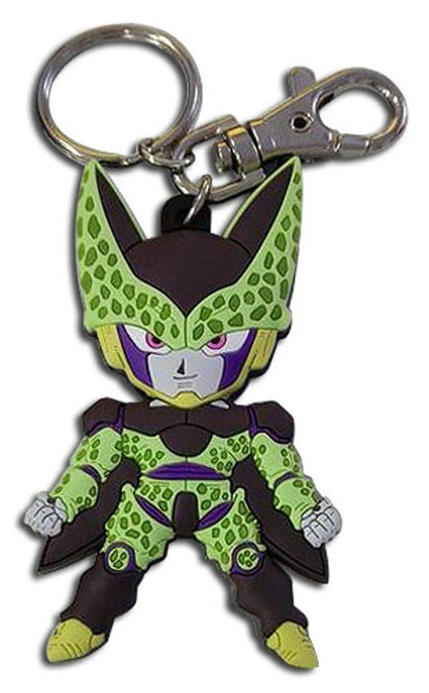 Dragon Ball Z Cell PVC Keychain
