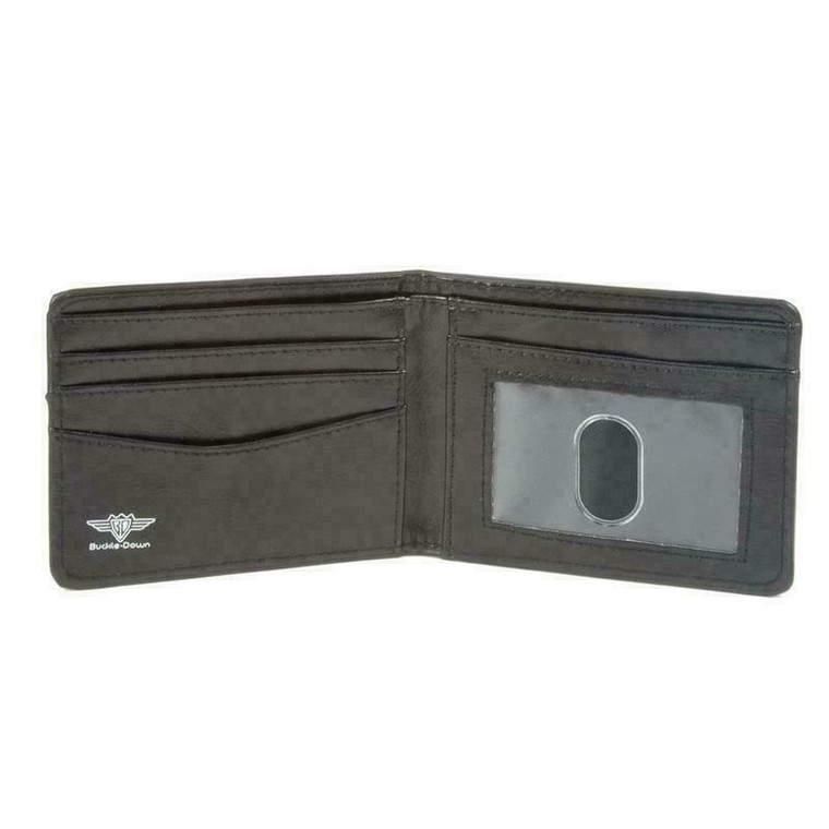Star Wars The Mandalorian and The Child Sketches Bi-Fold Wallet