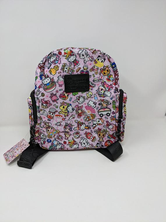 Tokidoki x Hello Kitty - Pink Petite Backpack