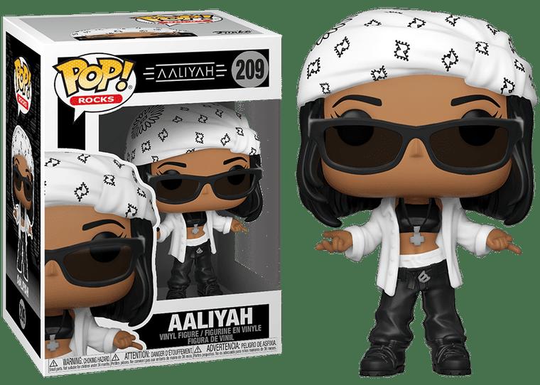 Funko Pop! Aaliyah #209