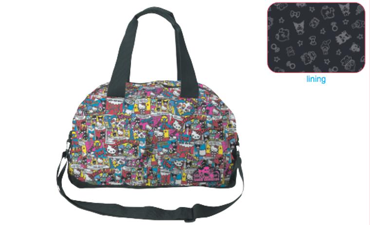 Sanrio Character Comic collection : Overnight Bag