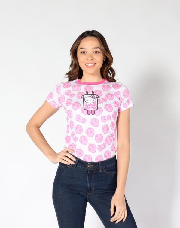 Tokidoki x Hello Kitty Strawberry Kitty Tee Spring 2019