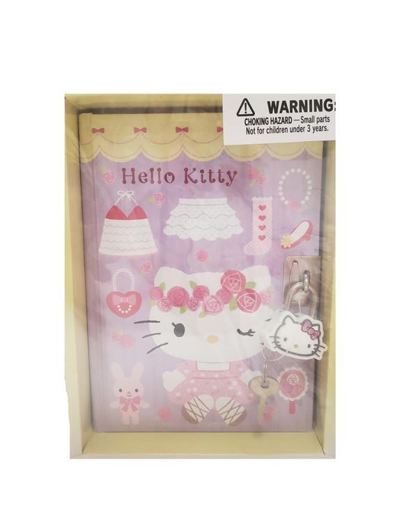 Hello Kitty Diary: Dress Up
