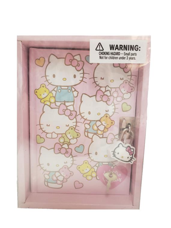 Hello Kitty Diary: Bear Kt