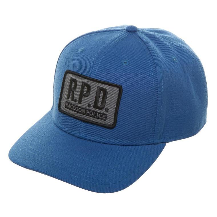 Resident Evil: R.P.D. Pre-Curved Bill Snapback