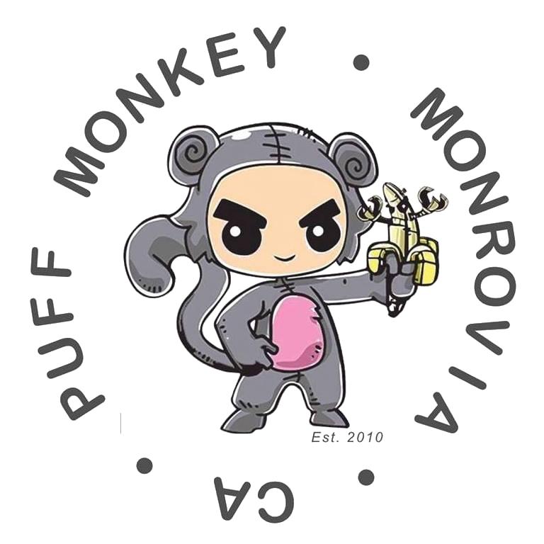 PUFF MONKEY Pop Culture Shop