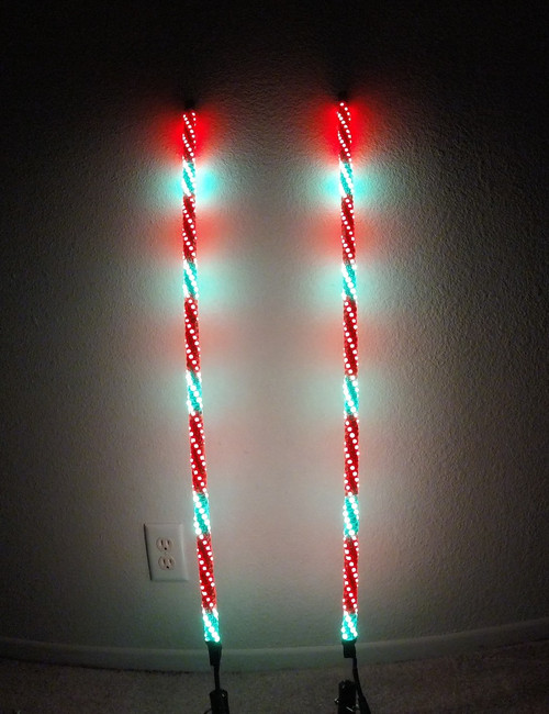 Cyclone Whips - 6ft - Pair