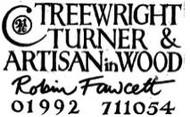 Treewright Turner & Artisan in Wood