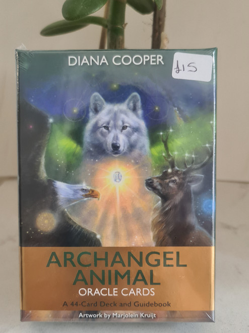 Oracle Cards - Archangel Animal