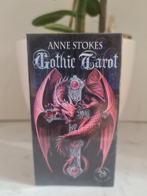 Tarot cards - Anne Stokes Gothic