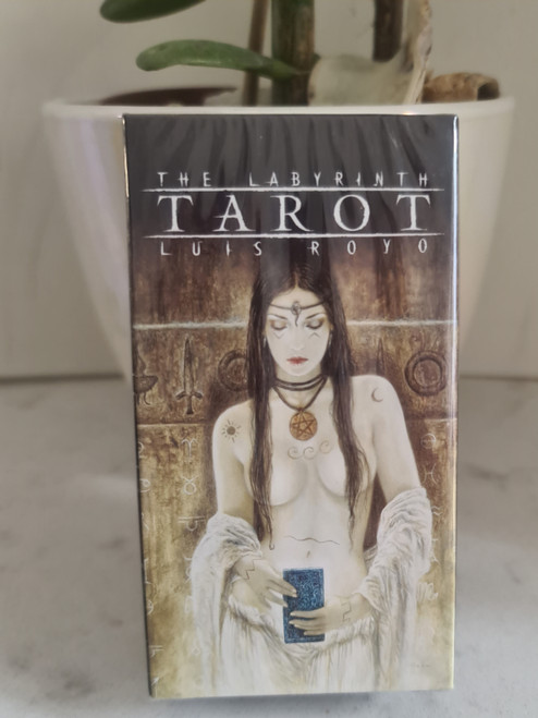 Tarot Cards - The Labrynth