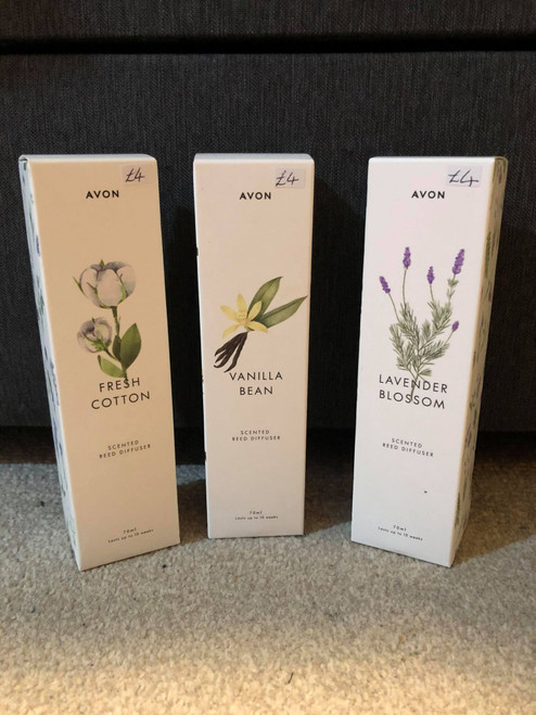 Avon Reed Diffuser