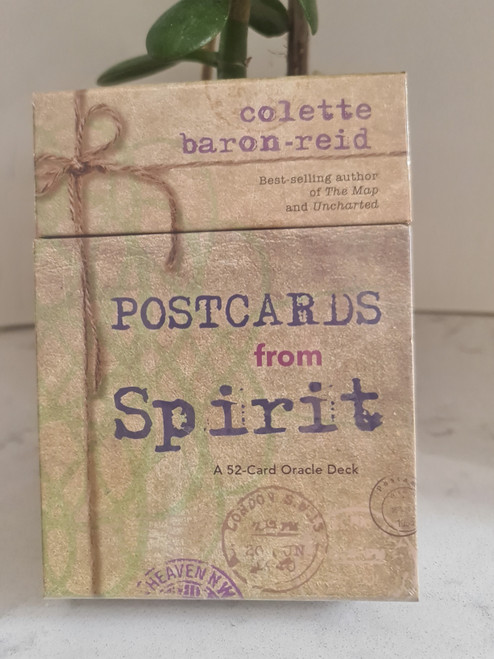 Oracle Cards - Postcards from Spirit