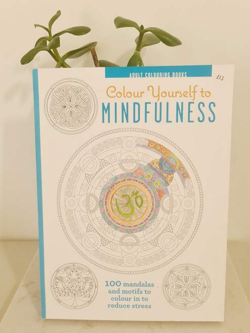 Books - Colour yourself to Mindfulness