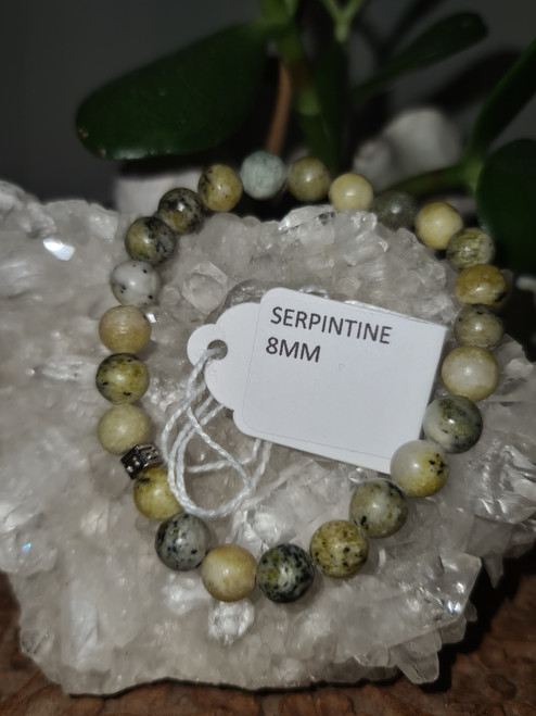 Bracelet 8mm - Serpentine