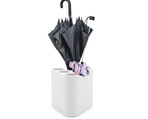 Magis - Poppins umbrella stand white