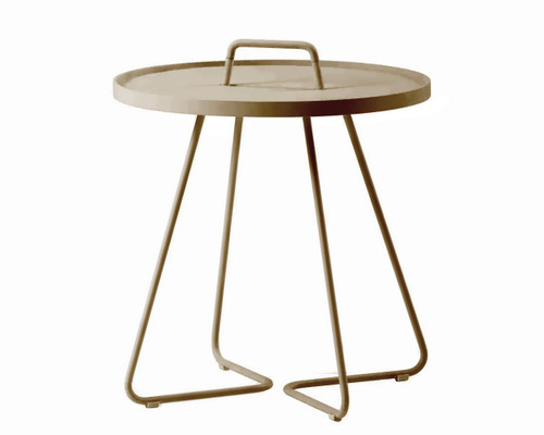 Cane-line - On-The-Move side table (Large)