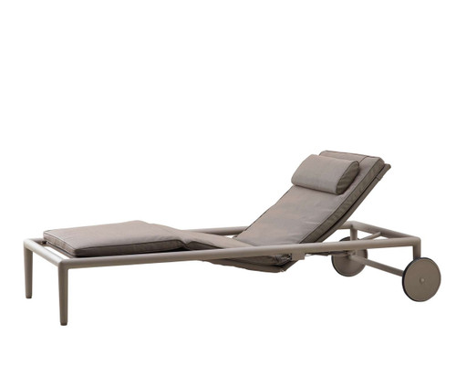 Cane-line - Conic Sun Bed with gas spring