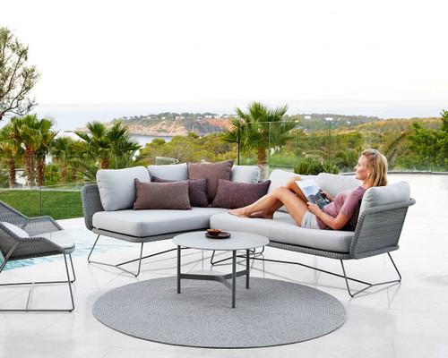 Cane-Line Horizon sofa (Ex-Display)