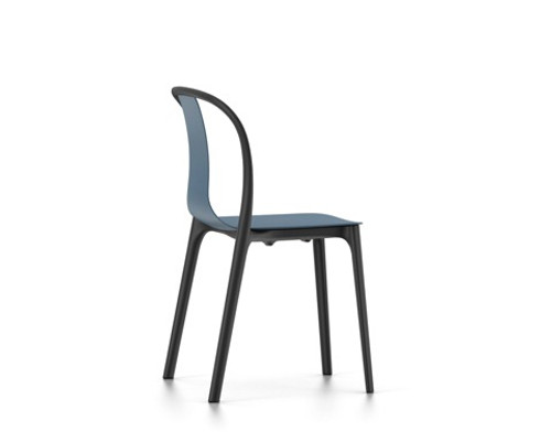 Vitra - Belleville outdoor dining chair