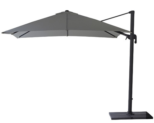 Cane-line - Hyde Luxe Tilt parasol including base