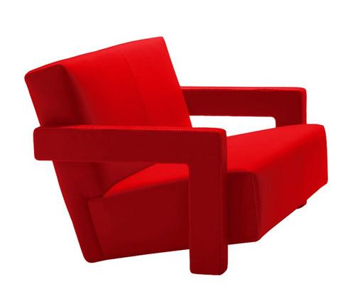 Cassina - Utrecht armchair