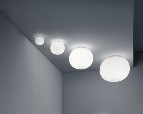 Flos - Glo-ball ceiling light
