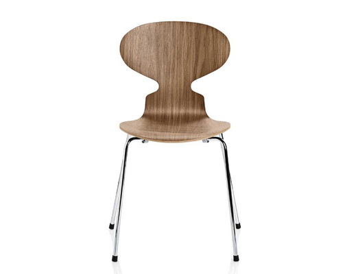 Fritz Hansen - Ant chair (natural veneer)